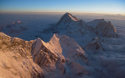 Mount Everest [4] wallpaper