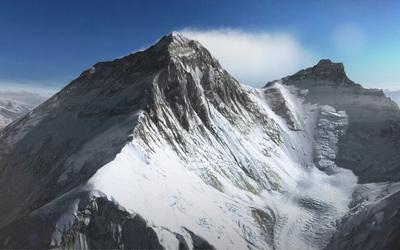 Mount Everest [2] wallpaper