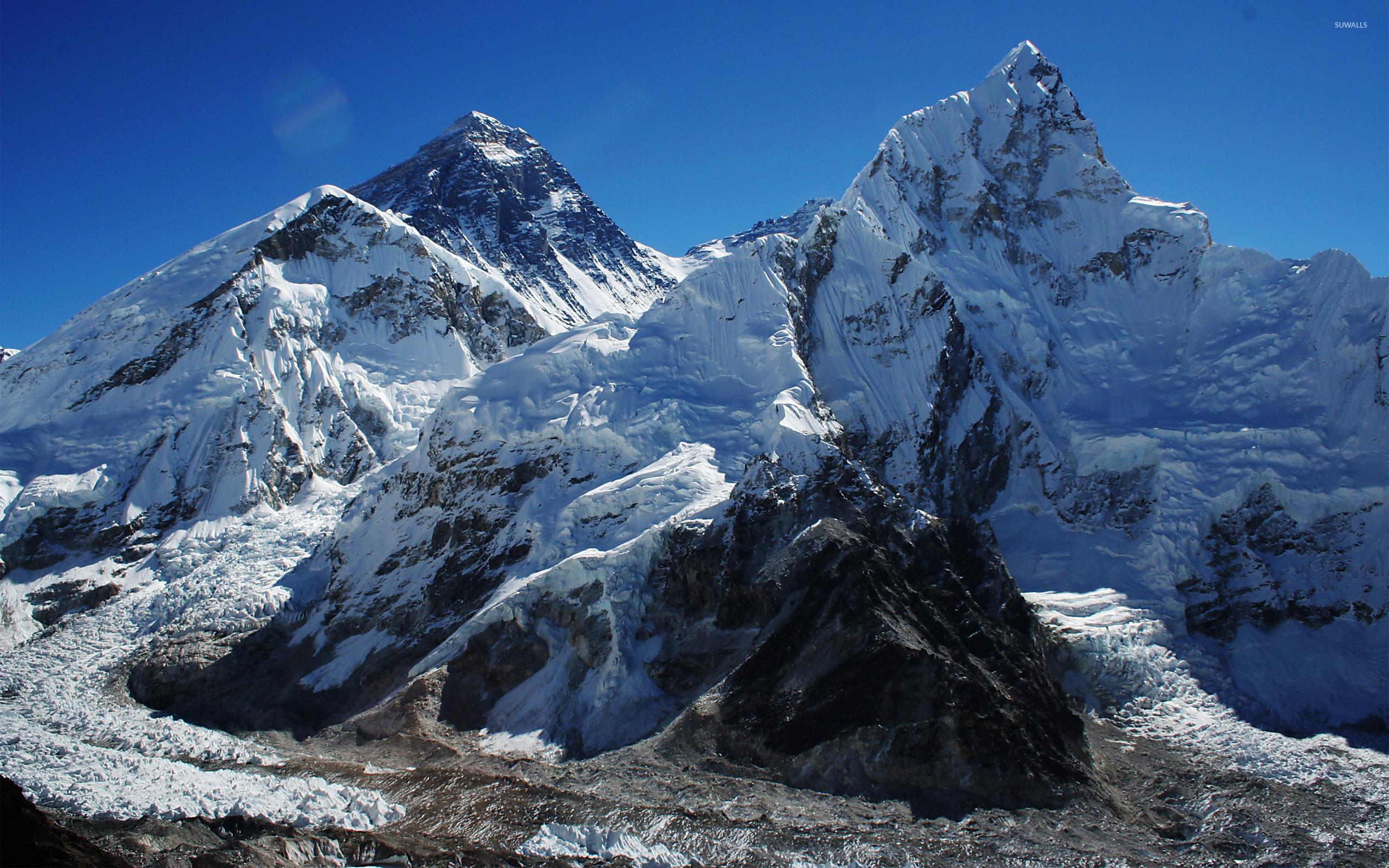 Mount Everest Wallpaper Nature Wallpapers 8066