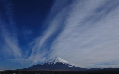 Mount Fuji [9] wallpaper