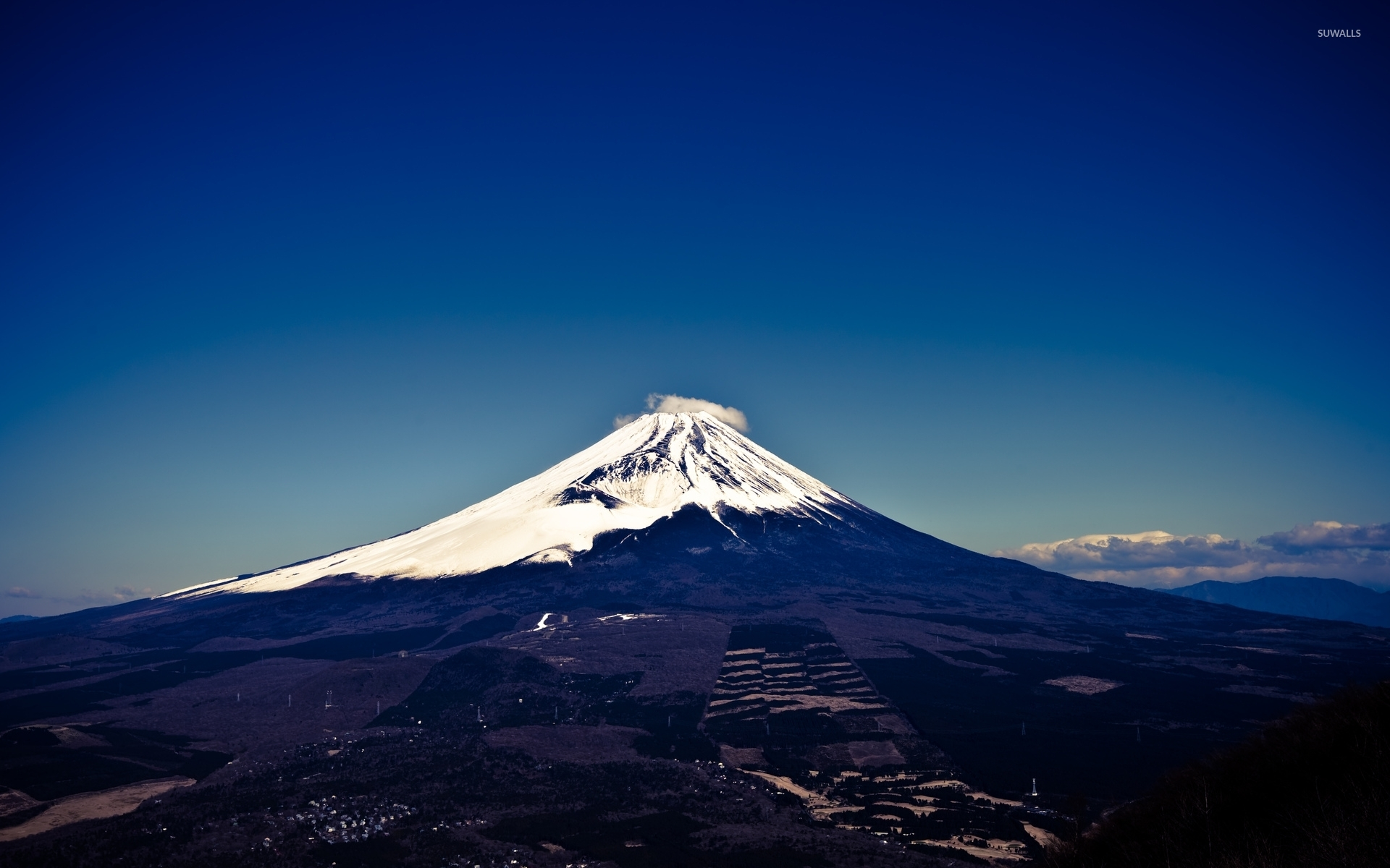 Mount Fuji 4 Wallpaper Nature Wallpapers 36788