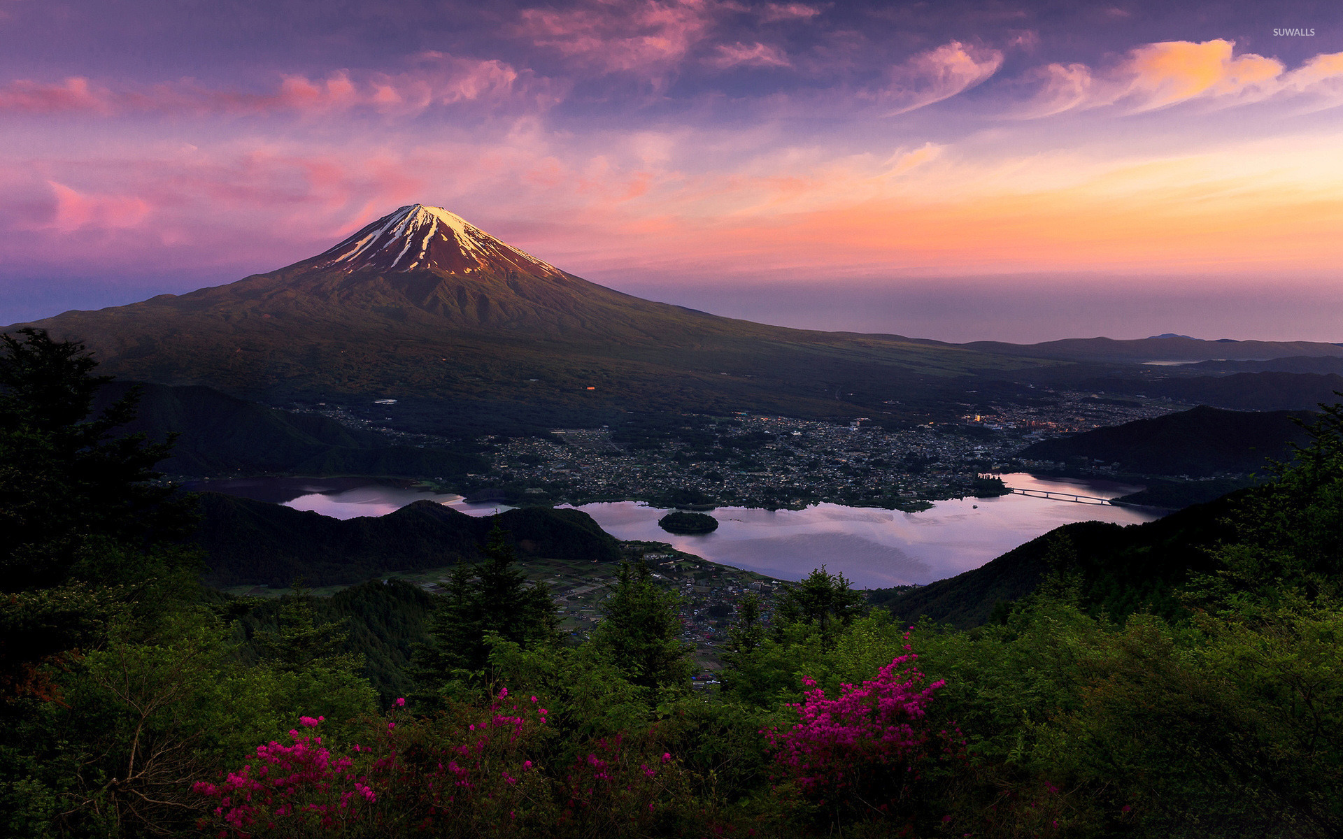 Mount Fuji 3 Wallpaper Nature Wallpapers 42037