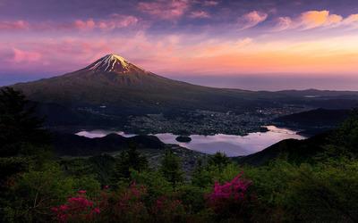 Mount Fuji [3] wallpaper