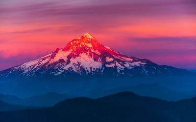 Mount Hood wallpaper
