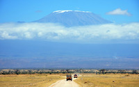 Mount Kilimanjaro [2] wallpaper 2880x1800 jpg