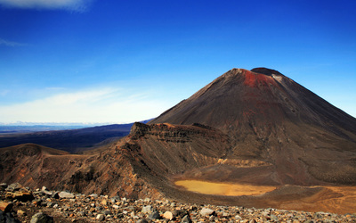 Mount Ngauruhoe wallpaper