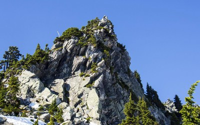 Mount Pilchuck wallpaper