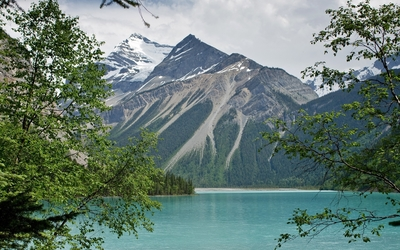 Mount Robson Provincial Park wallpaper