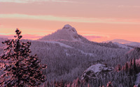 Mountain in Pilot Rock, Oregon wallpaper 2880x1800 jpg