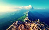 Mountain ridge wallpaper 1920x1080 jpg