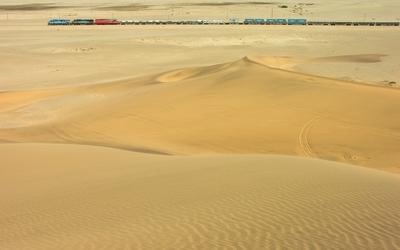 Namib Desert [13] wallpaper