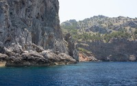 Northern coast of Majorca wallpaper 2880x1800 jpg