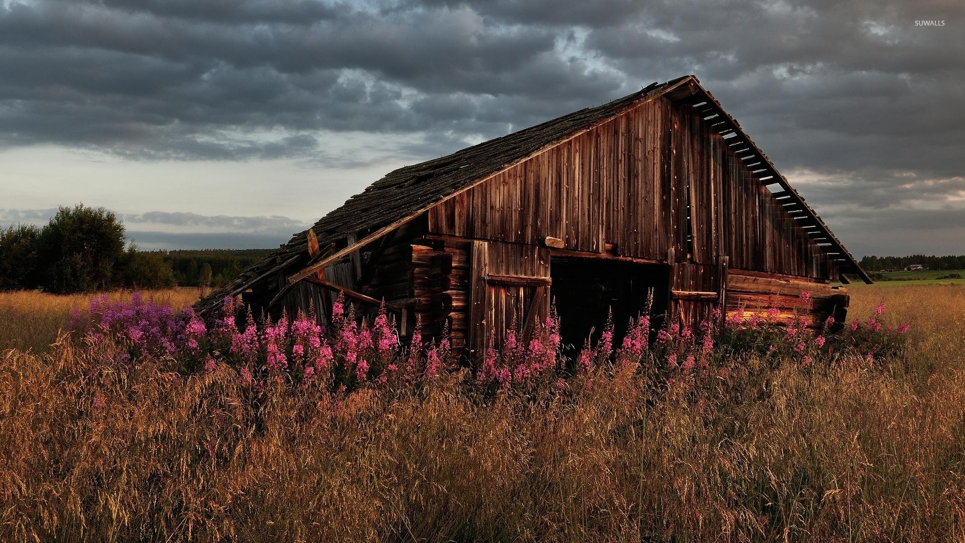 barn wallpaper - photo #18