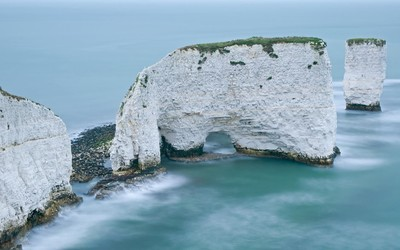 Old Harry Rocks wallpaper