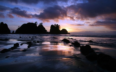 Olympic National Park [2] wallpaper