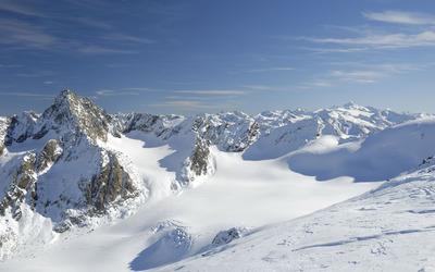 Otztal Alps wallpaper