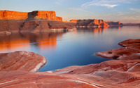 Padre Bay, Lake Powell wallpaper 1920x1200 jpg
