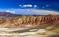 Painted Hills wallpaper 1920x1080 jpg