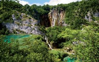 Plitvice Lakes National Park [2] wallpaper 2560x1600 jpg