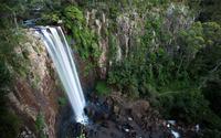 Queen Mary Falls wallpaper 2560x1600 jpg