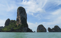 Railay Beach wallpaper 3840x2160 jpg