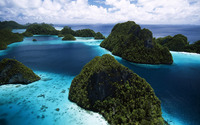 Raja Ampat Islands wallpaper 1920x1200 jpg