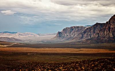 Red Rock Canyon National Conservation Area wallpaper