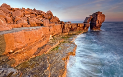 Rock Cliff wallpaper