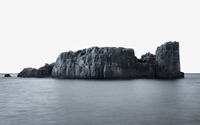 Rocky island [2] wallpaper 3840x2160 jpg