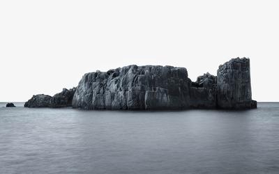 Rocky island [2] wallpaper