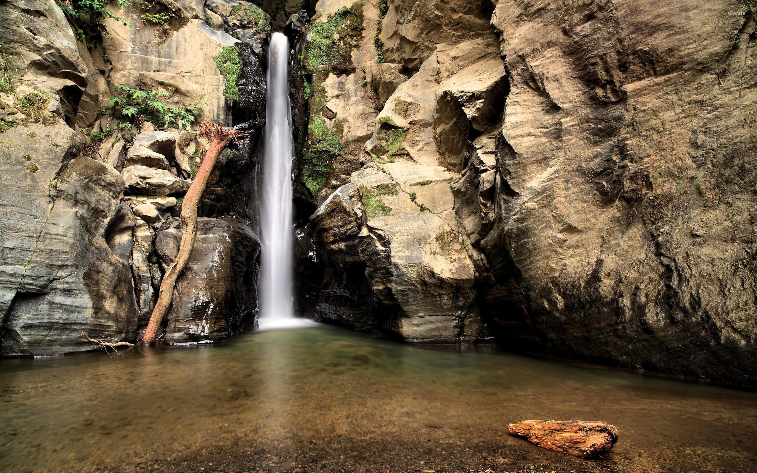 водопад скала скачать