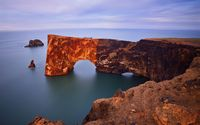 Rusty arch over the water wallpaper 1920x1200 jpg