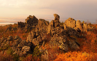Rusty cliffs rising to the sky wallpaper 3840x2160 jpg