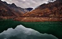 Rusty rocky shore wallpaper 2560x1600 jpg
