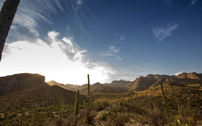 Sabino Canyon, Arizona wallpaper