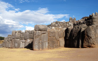 Sacsayhuaman wallpaper 2560x1600 jpg