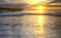 San Clemente pier wallpaper 1920x1080 jpg