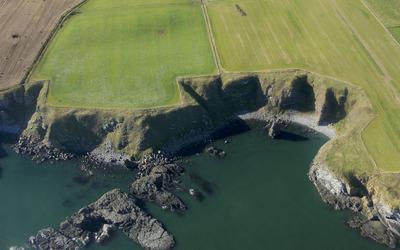 Scotland coast Wallpaper