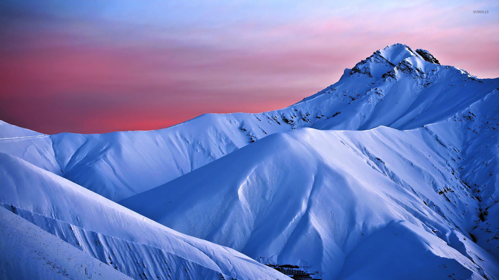 Snow Mountain Wallpapers Wallpaper