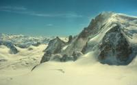 Snowy peaks wallpaper 1920x1080 jpg
