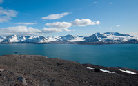 Svalbard, Norway wallpaper 1920x1200 jpg