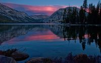 Tenaya Lake wallpaper 1920x1200 jpg
