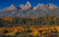 Teton Range [2] wallpaper 1920x1200 jpg