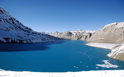 Tilicho Lake wallpaper