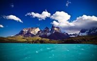 Torres del Paine National Park [2] wallpaper 1920x1200 jpg