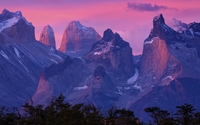 Torres del Paine National Park [5] wallpaper 1920x1200 jpg