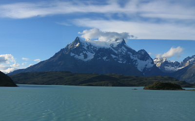 Torres del Paine National Park [4] wallpaper