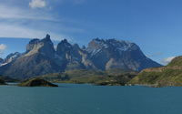 Torres del Paine National Park [3] wallpaper 2560x1600 jpg