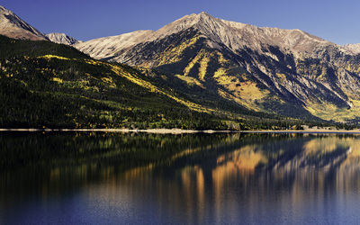 Twin Lakes wallpaper