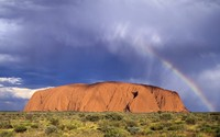 Uluru-Kata Tjuta National Park wallpaper 1920x1200 jpg